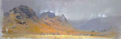 The Three Sisters of Glencoe by John Harris