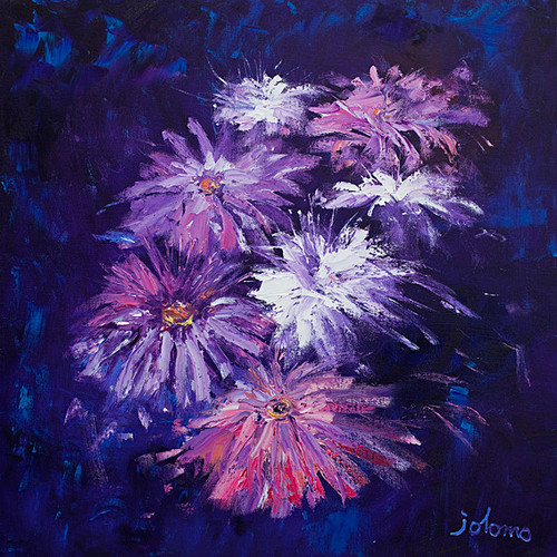 Big Blooms by John Lowrie Morrison
