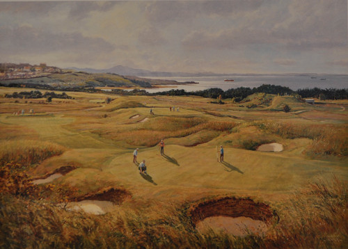 Muirfield by Donald Shearer