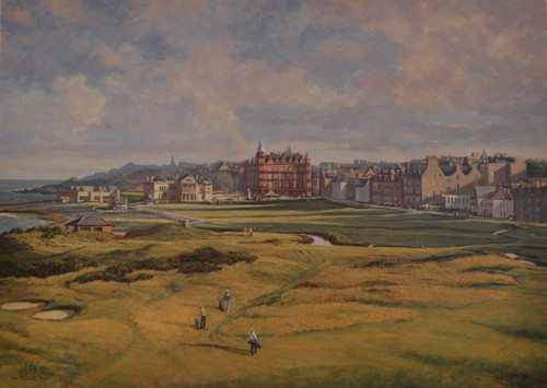 St. Andrews, Home of Golf by Donald Shearer