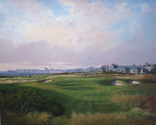 Royal Troon, The Rabbit by Donald Shearer