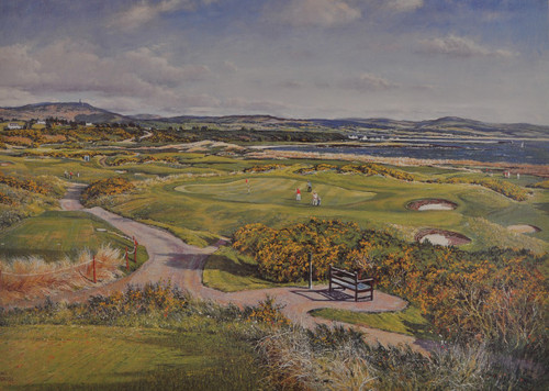 Royal Dornoch by Donald Shearer