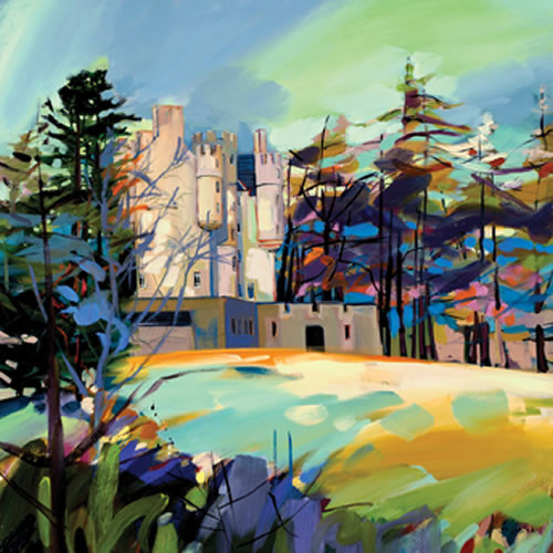Braemar Castle by Pam Carter