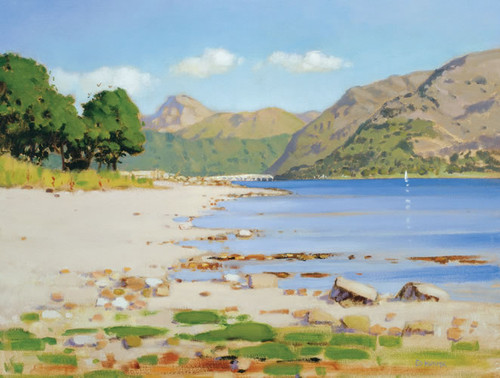 Lochlinnhe by Ed Hunter