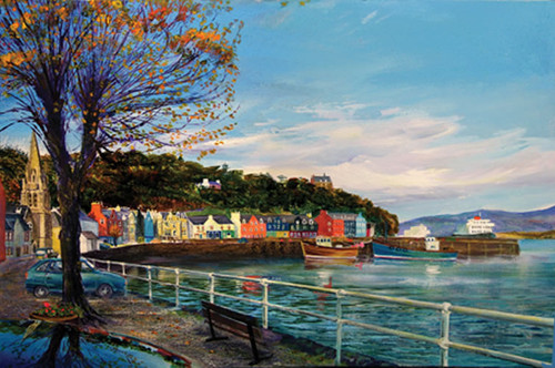 Autumn Tobermory by Ronnie Leckie