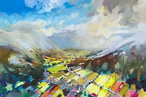 Glencoe Rising by Scott Naismith