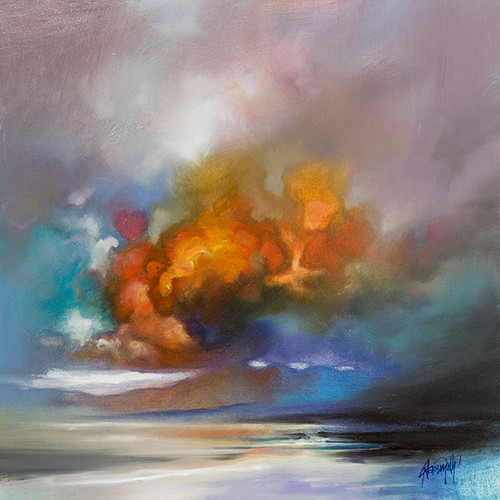 Cumulus Rum (Limited Edition) by Scott Naismith