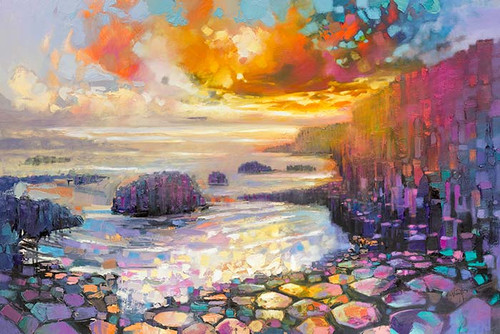 Giants Causeway by Scott Naismith
