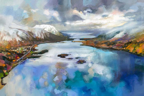 Loch Leven by Scott Naismith