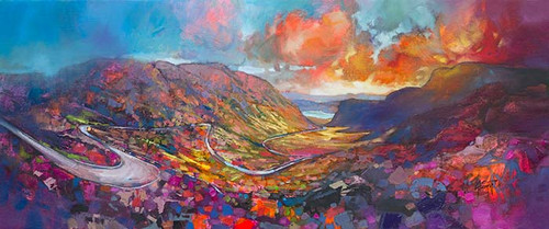 Applecross Pass by Scott Naismith