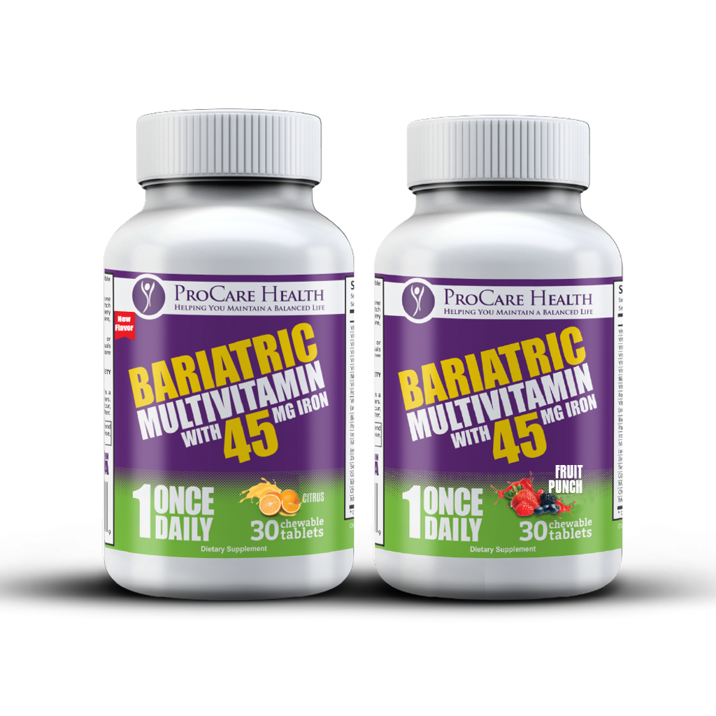 Once Daily Bariatric MultiVitamin Chewable