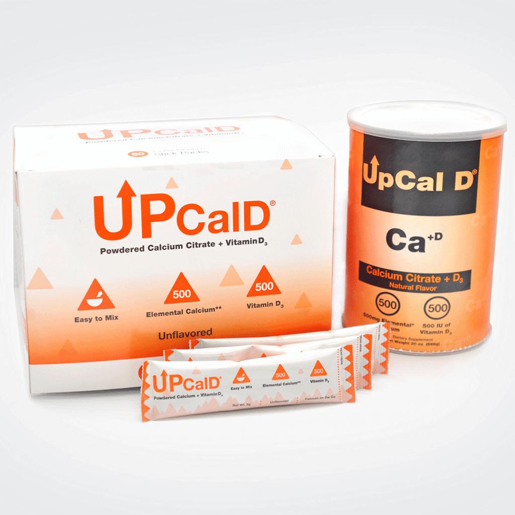 UpCal D | Powdered Calcium Citrate