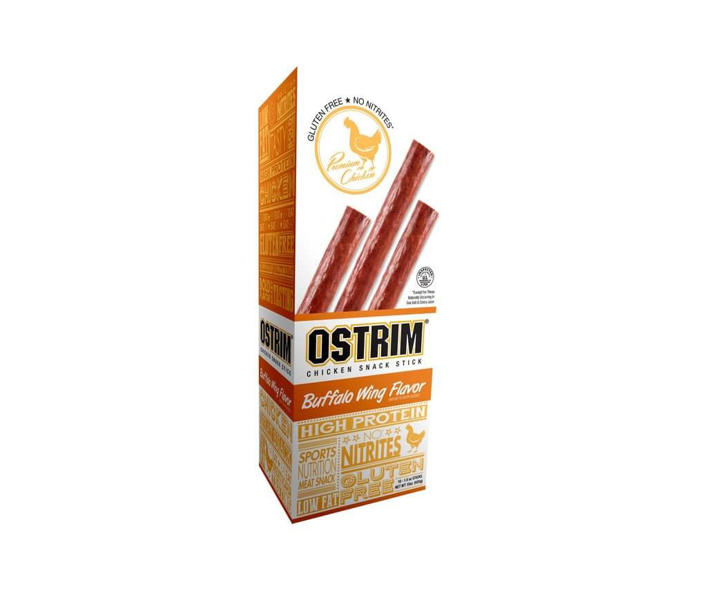 OSTRIM Chicken l Buffalo Wing Snack Sticks