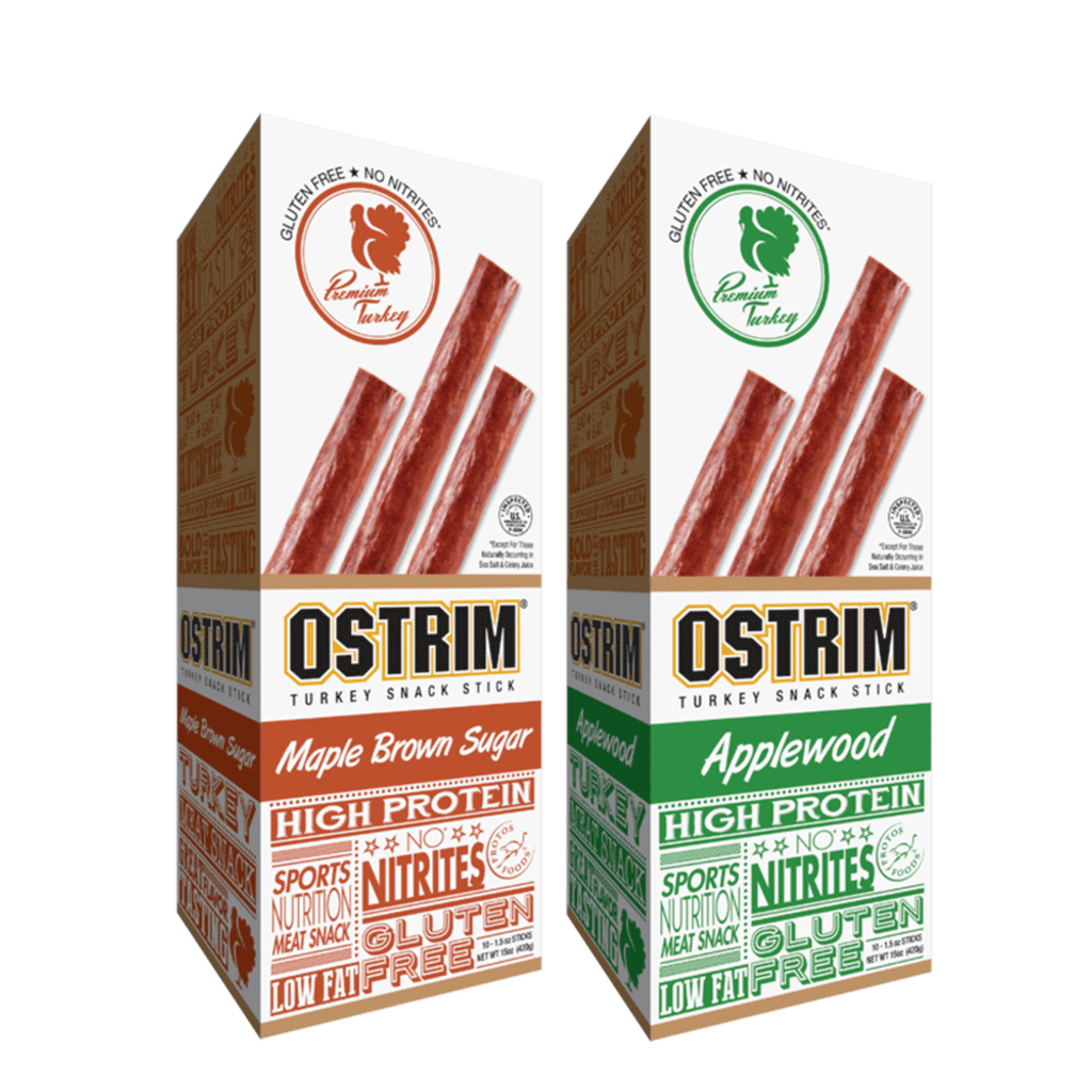 OSTRIM Turkey l Snack Sticks