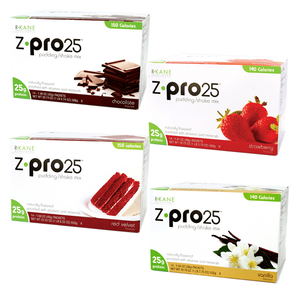 Z-Pro 25 Meal Replacement Protein