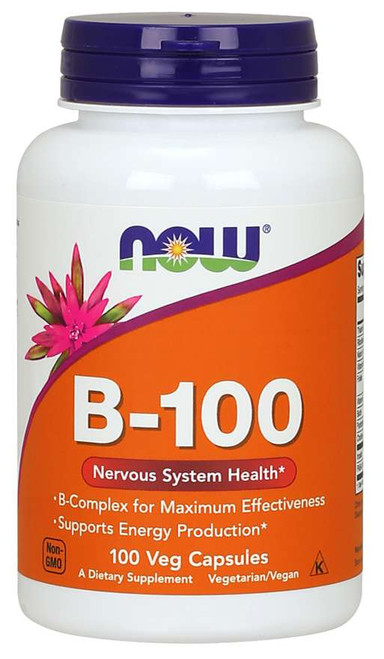 Now Foods | B-100