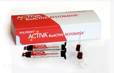 Activa BioACTIVE Restorative Value Refill Syringe 2x5ml