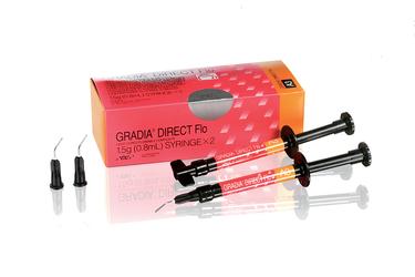 Gradia Direct Flo Dispensing Metal Tips 20/Pk