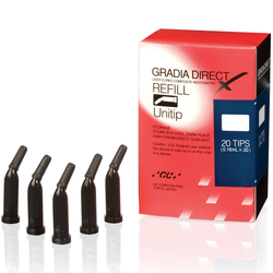 Gradia Direct X Unitip 20/Box