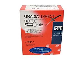 Gradia Direct X Unitip 10/Box