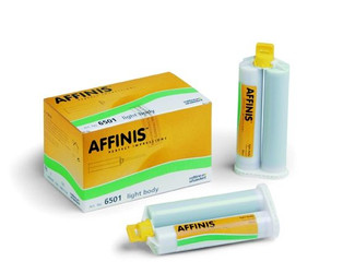 Affinis Light Body Regular Wash 2x50ml Cartridges