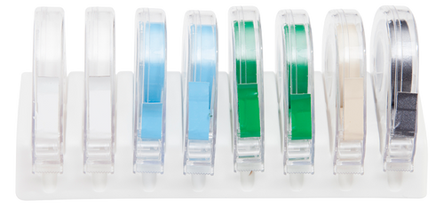 EZ ID Tape System Pastel Assorted