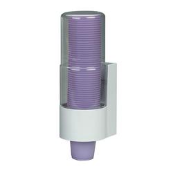 Plastic Cup Dispenser 5oz Crosstex