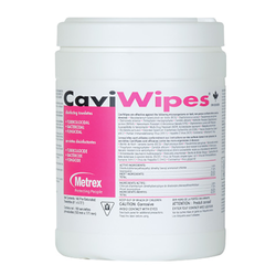 """Disinfection CaviWipes (6"""" X 6.75"""") 160 Wipes"""