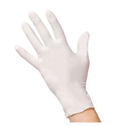 Powdered Latex Gloves (100/Box)