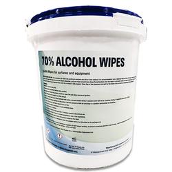 400 Disinfectant Wipes Bucket (400/Bucket)