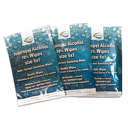 Disinfecting Hand Wipes, 70% Alcohol (1,000/Box) Made in Israel
