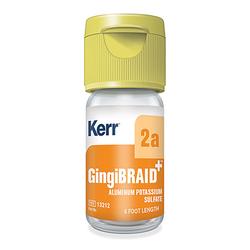 GingiBraid+ Retraction Cord Impregnated