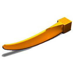 G-Wedge Orange Refills - Medium, 100/Pk