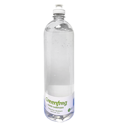 Hand Sanitizer Gel (34oz/1L, 70% Alcohol) Assorted Brands
