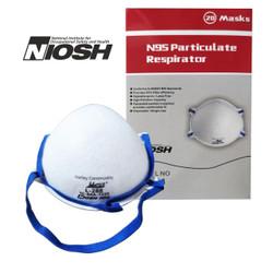 Niosh And CDC Approved N95 Masks 20/Box