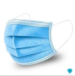 Daily Protective Blue Ear Loop Masks 50/Box