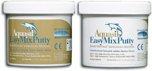 Aquasil Easymix Putty