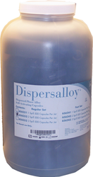 Dispersalloy 2 Spill Regular 600mg 500/Jar