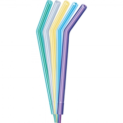 Disposable Air/Water Syringe Tips  100/Pack