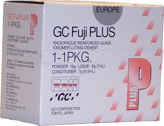GC Fuji Plus Capsule No-Etch Starter Package