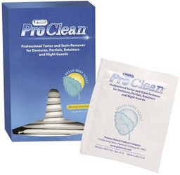 Pro Clean Tartar & Stain Cleaner