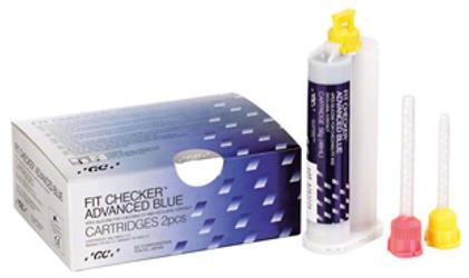 Fit Checker Advanced Blue Cartridges 2/Pack