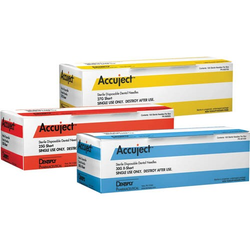 Accuject Needles,100/Pack 27/30 Guage