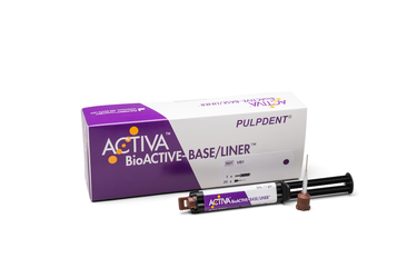 Activa BioACTIVE-Base/Liner Single Pack 7g Syringe