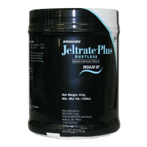 Jeltrate Alginate Plus Fast set