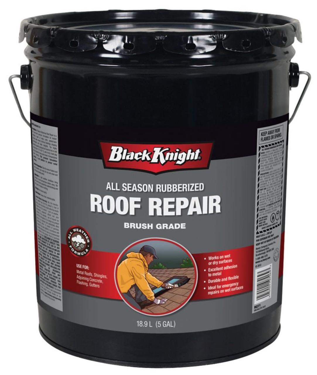Black Knight All Season Roof Repair Vella Ca