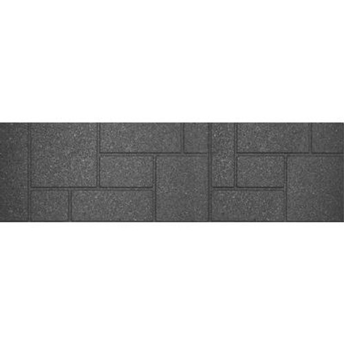 10x36 Inch Cobblestone GREY Stair Tread