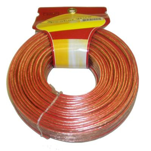 100 Feet 2 Wire Speaker Cable with 16 Gauge