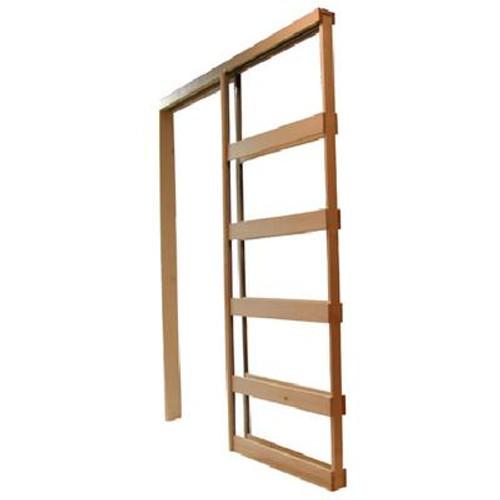 Adjustable Pocket Door Frame