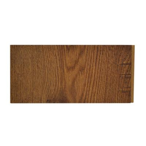 Laminate Sample 4 Inch x 4 Inch; 10MM Mckay Oak